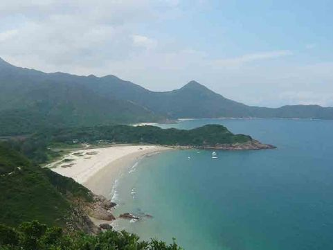 Deserted Beaches Hiking Tour - Walk Hong Kong